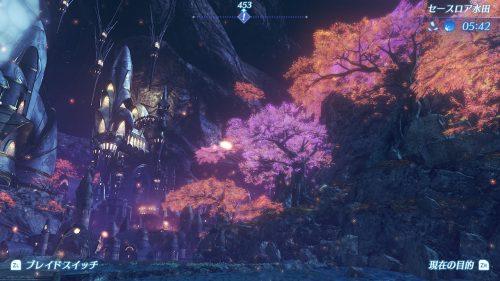 フォンス・マイムの夜景