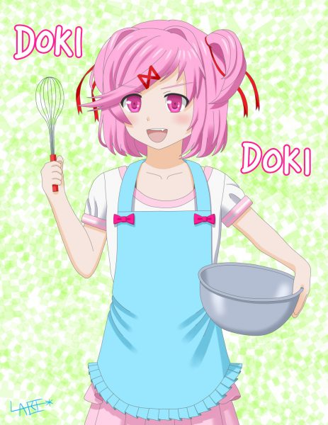 Will you bake the way into my heart?